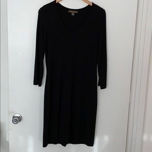 Tommy Bahamas Black quarter sleeve dress size M